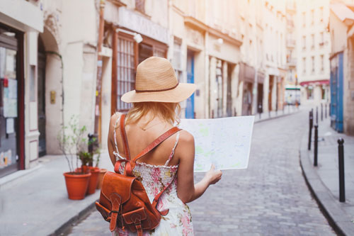 """Traveler Stereotypes: The """"Go by the book""""-type"""