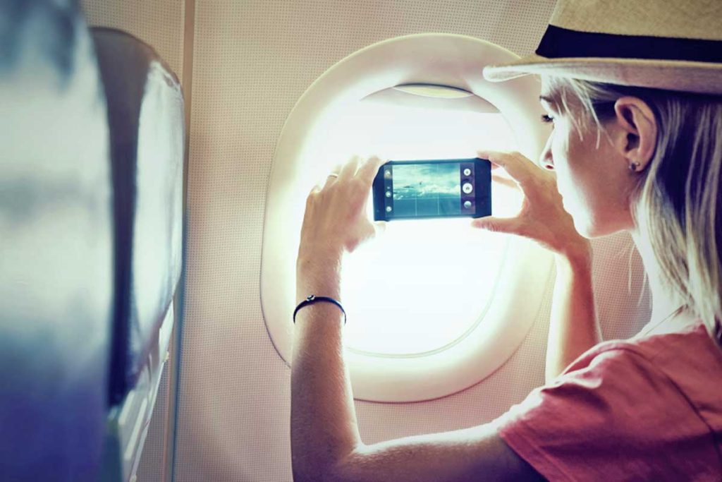 Instagram filters for travel photography