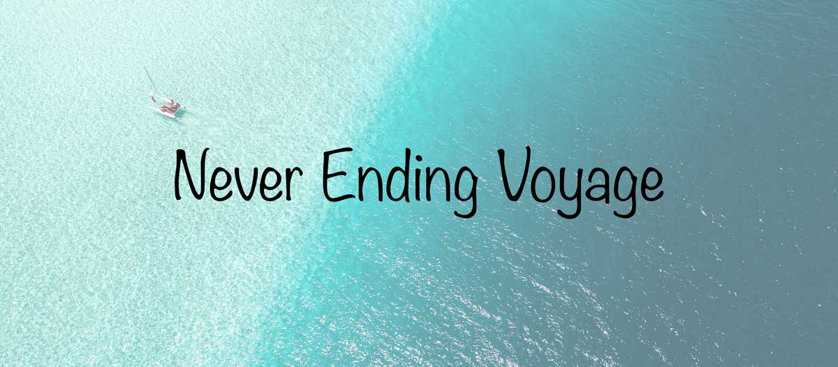 Travel blogs - Never Ending Voyage
