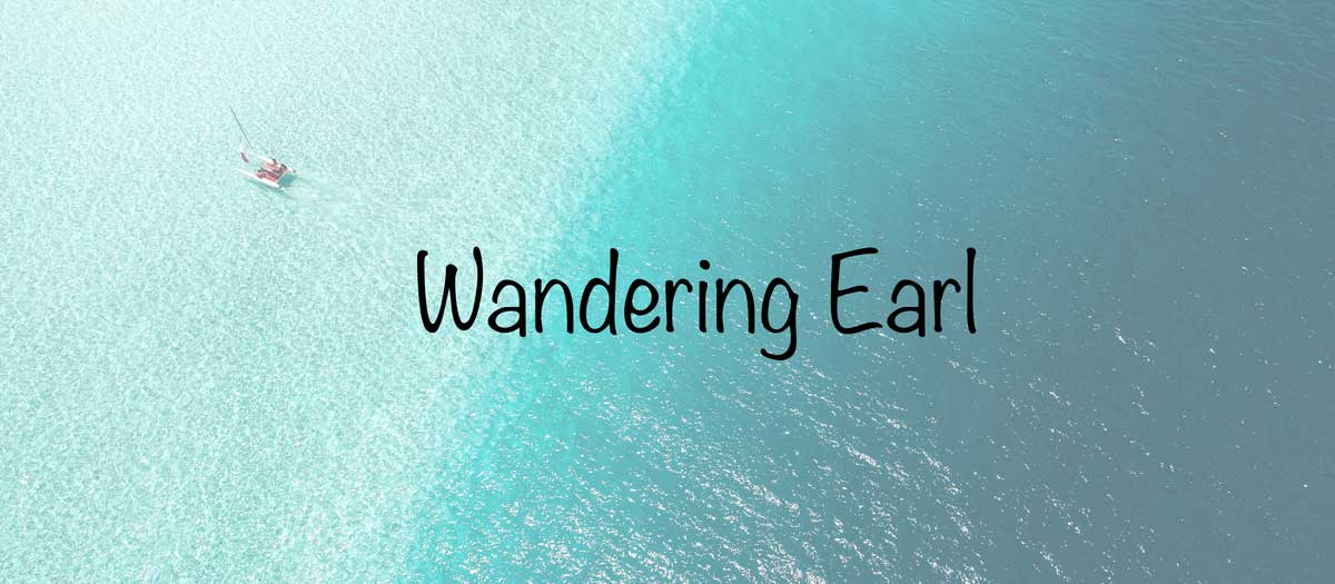 Travel blogs - Wandering Earl