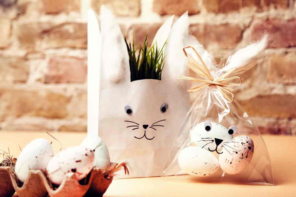 Easter diy crafts 4 last minute ideas sweet easter gift packaging negle Gallery