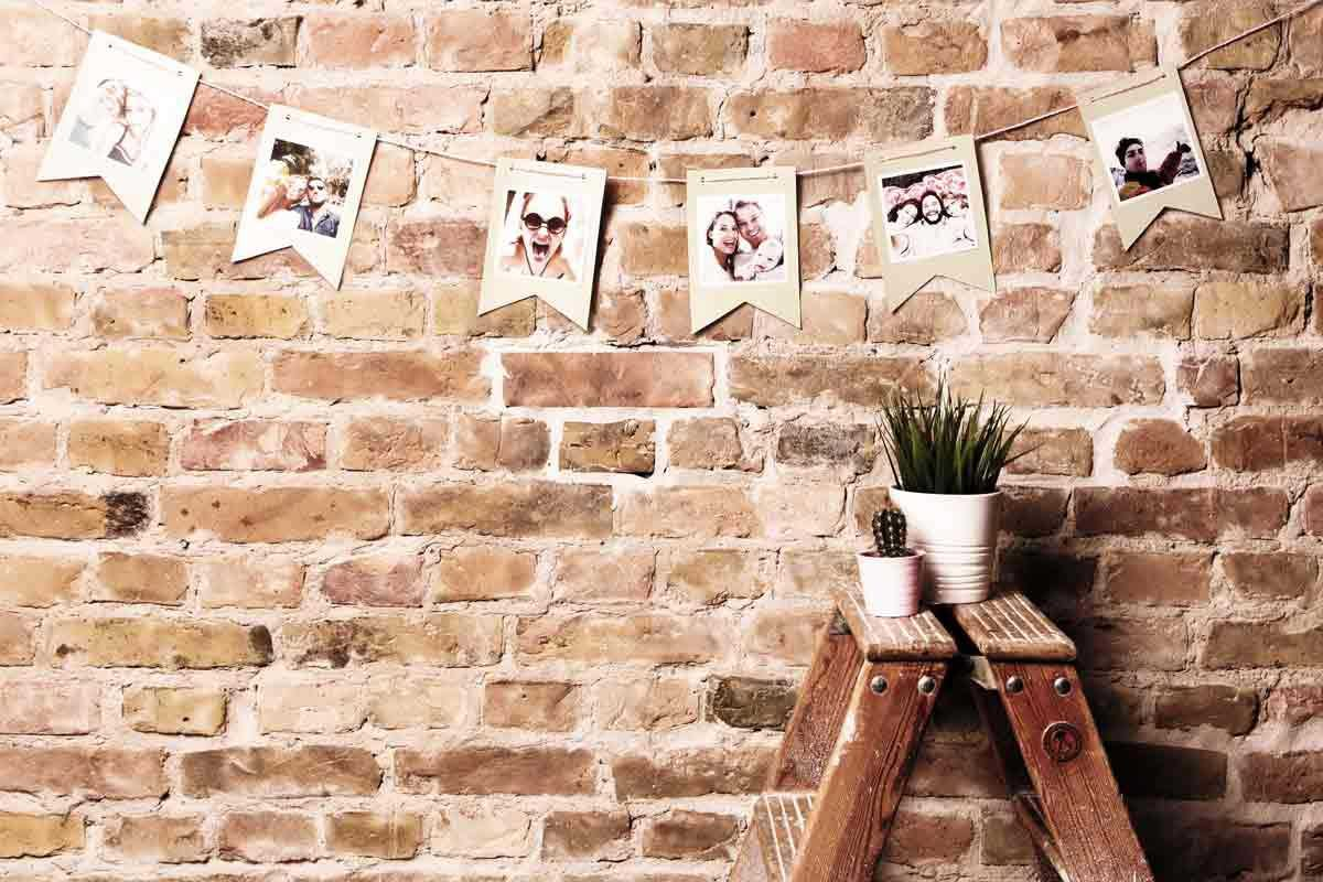 Your Photo Garland – a quick and easy Tutorial