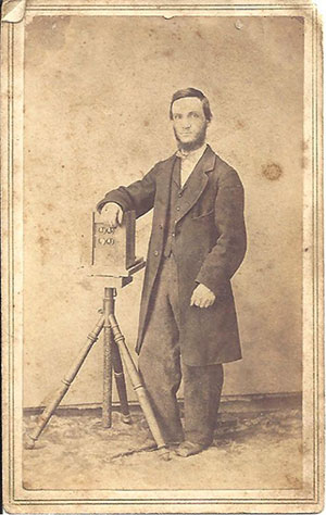 Carte De Visite Portraiture