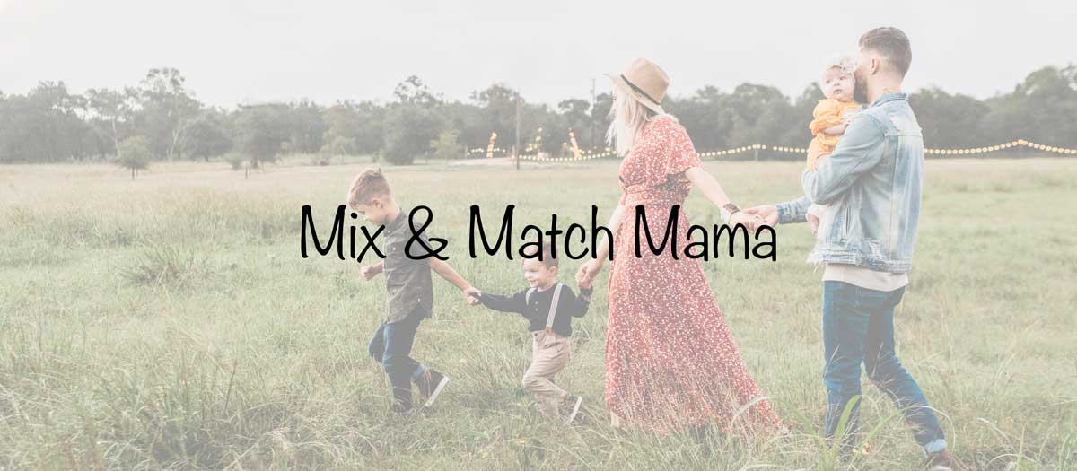 Mom lifestyle blogs Ranking - Mix & Match Mama