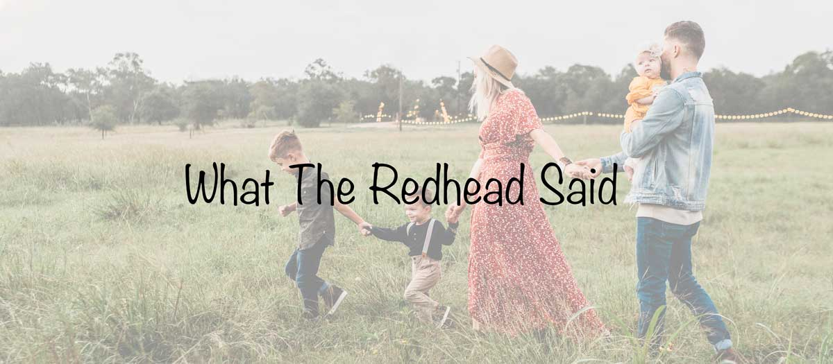 Mom lifestyle blogs Ranking - What The Redhead Said