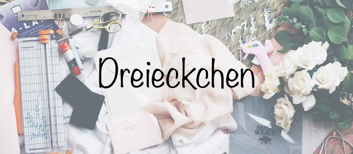DIY blogs Ranking - Dreieckchen