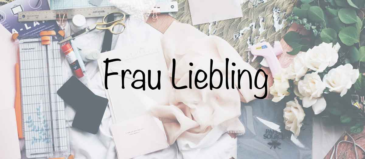 DIY blogs Ranking - Frau Liebling