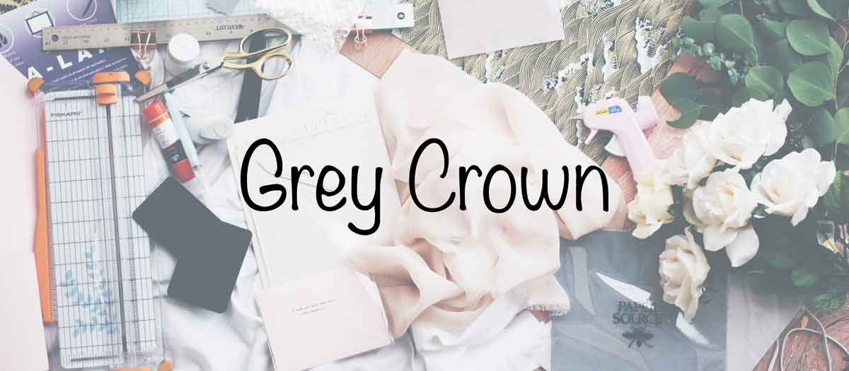 DIY blogs Ranking - Grey crown