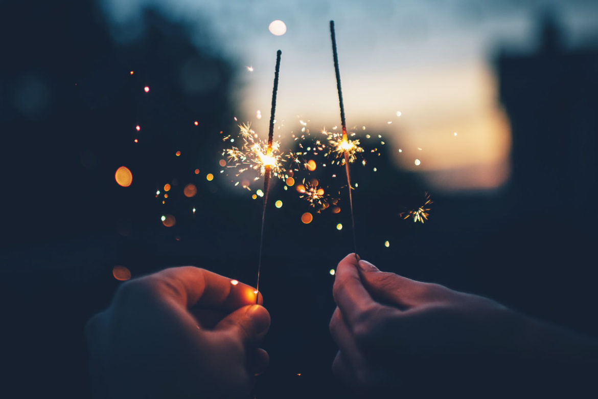 New Year Postcards - 5 nice Ideas to ring in 2018