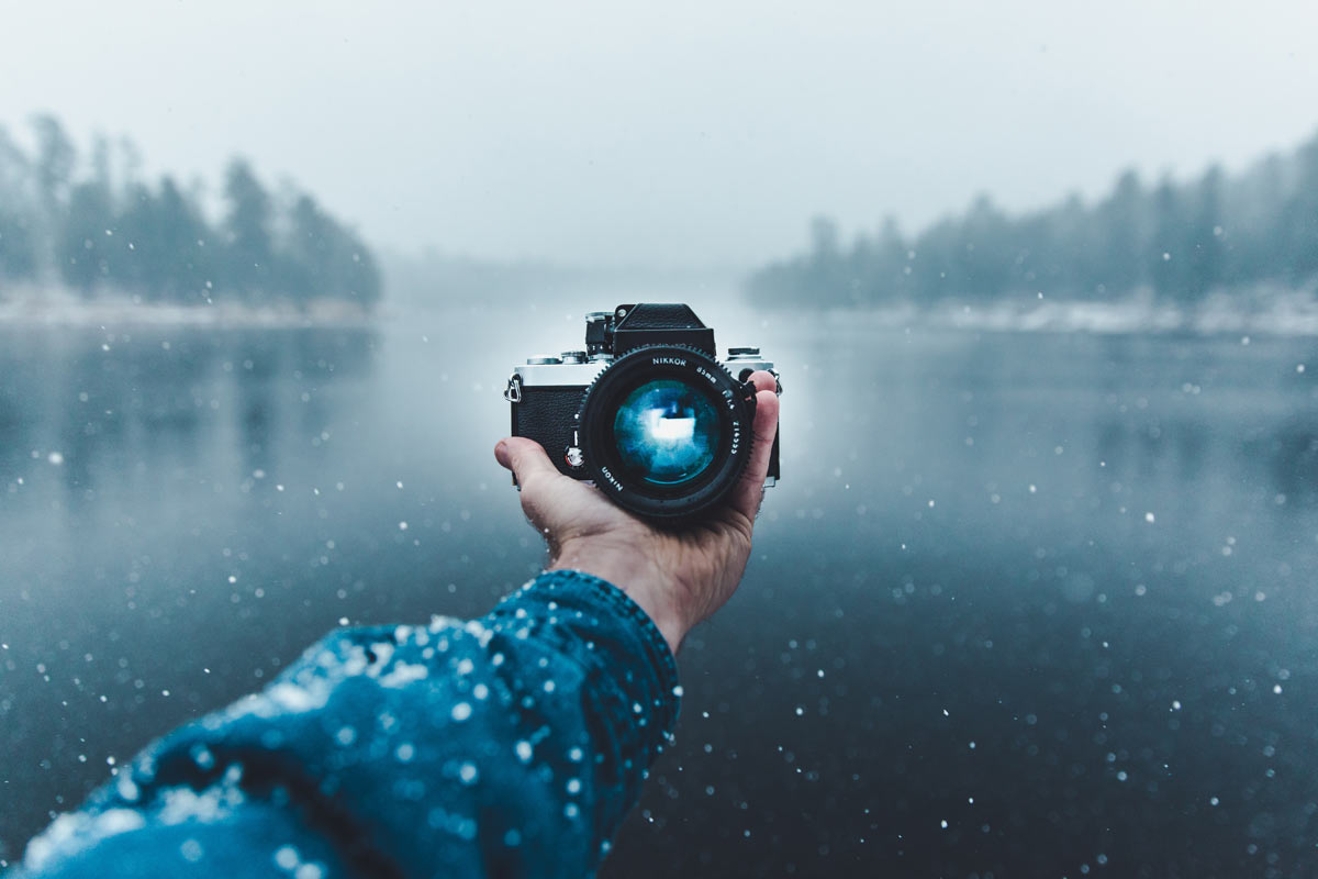 Don't Let The Weather Stop You! Winter Photography Tips ...