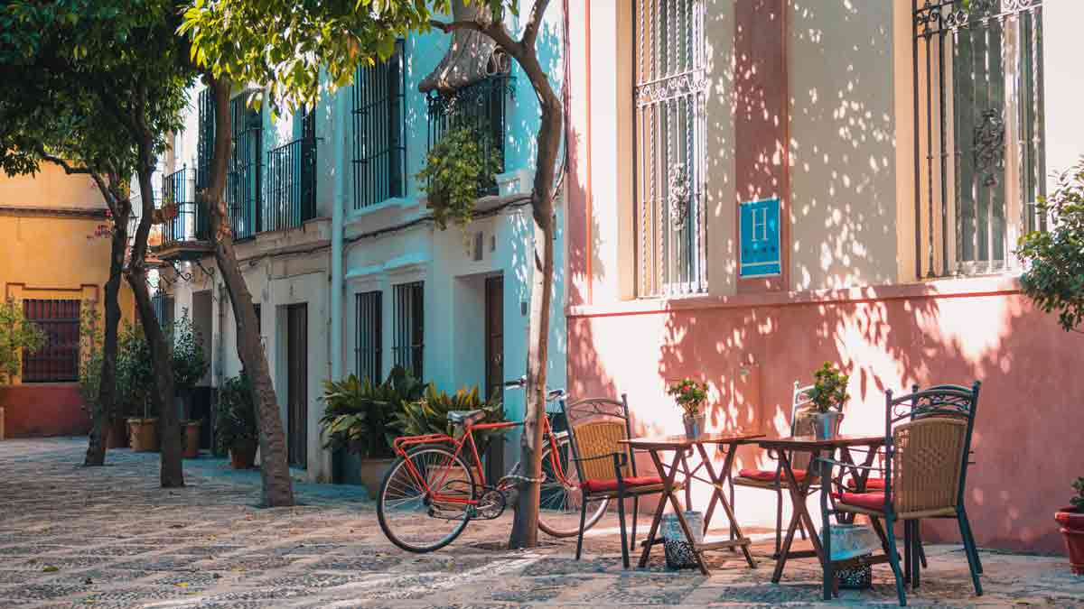 Travel destinations in europe - Andalucia