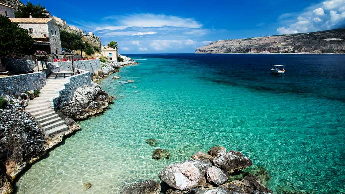 Travel destinations in europe - Greece