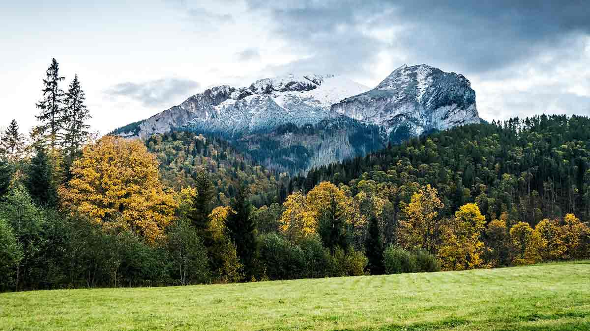 Travel destinations in europe - Slovakia