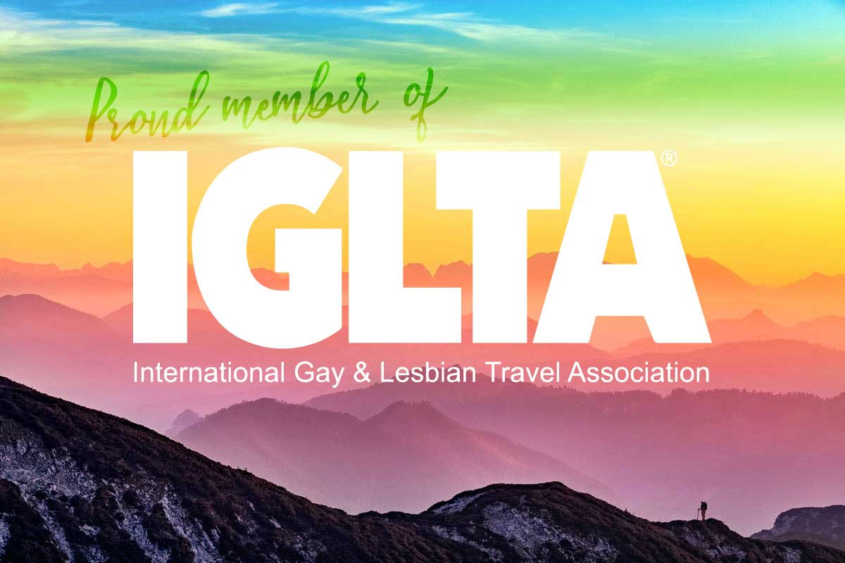 Gay and lesbian travel site