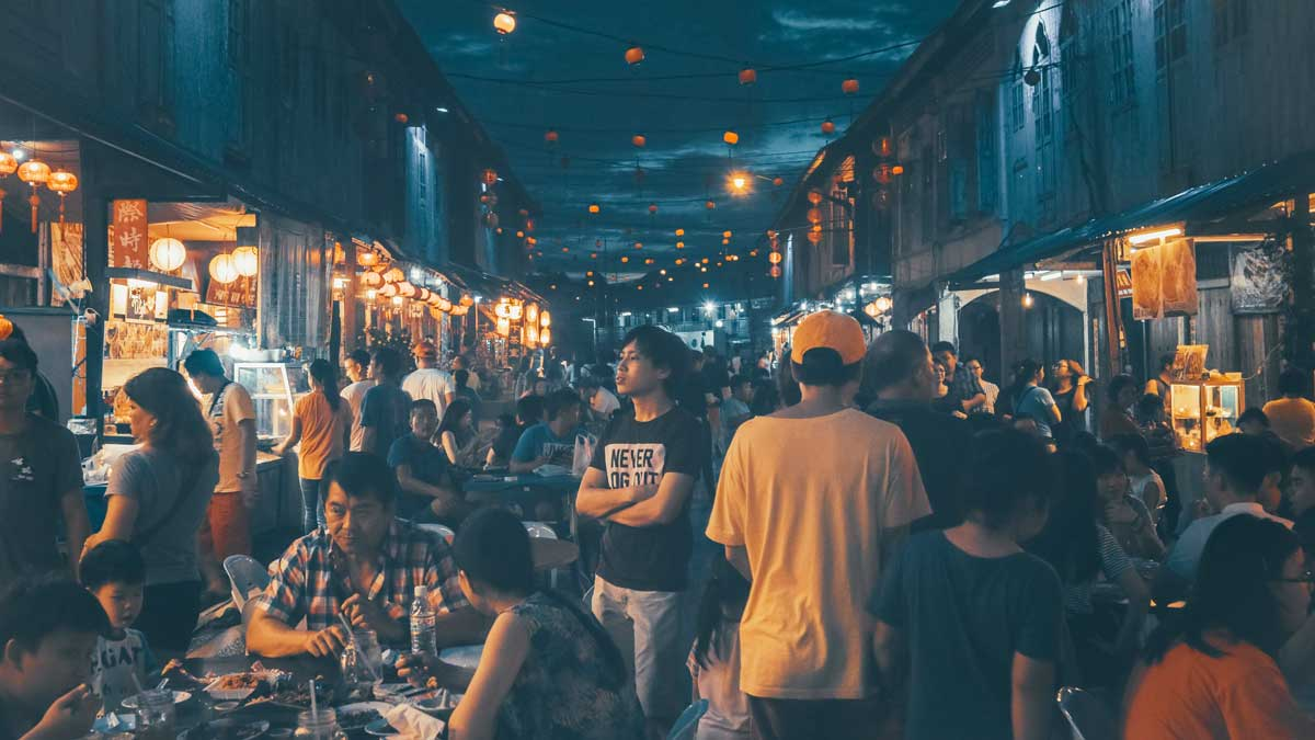 Solo Travel Tips - Nightlife