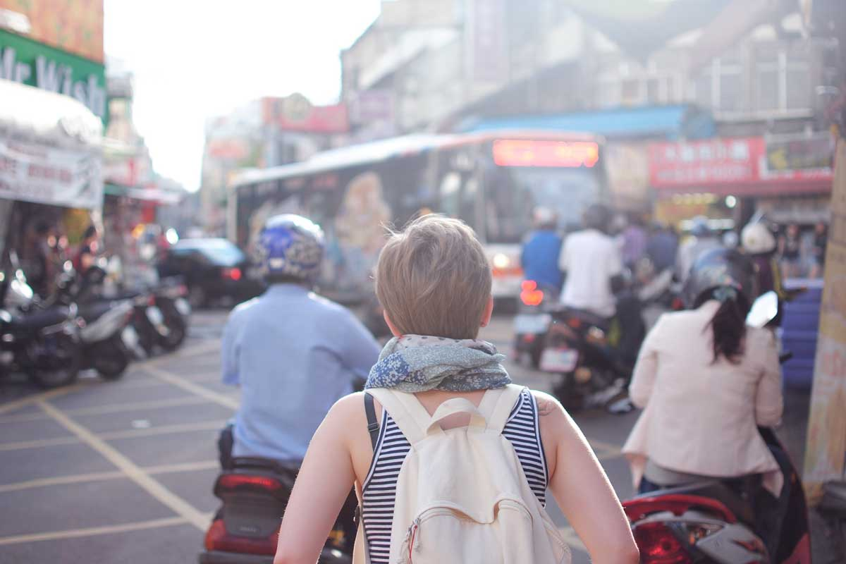 Best Solo Travel Tips - Safety in Numbers