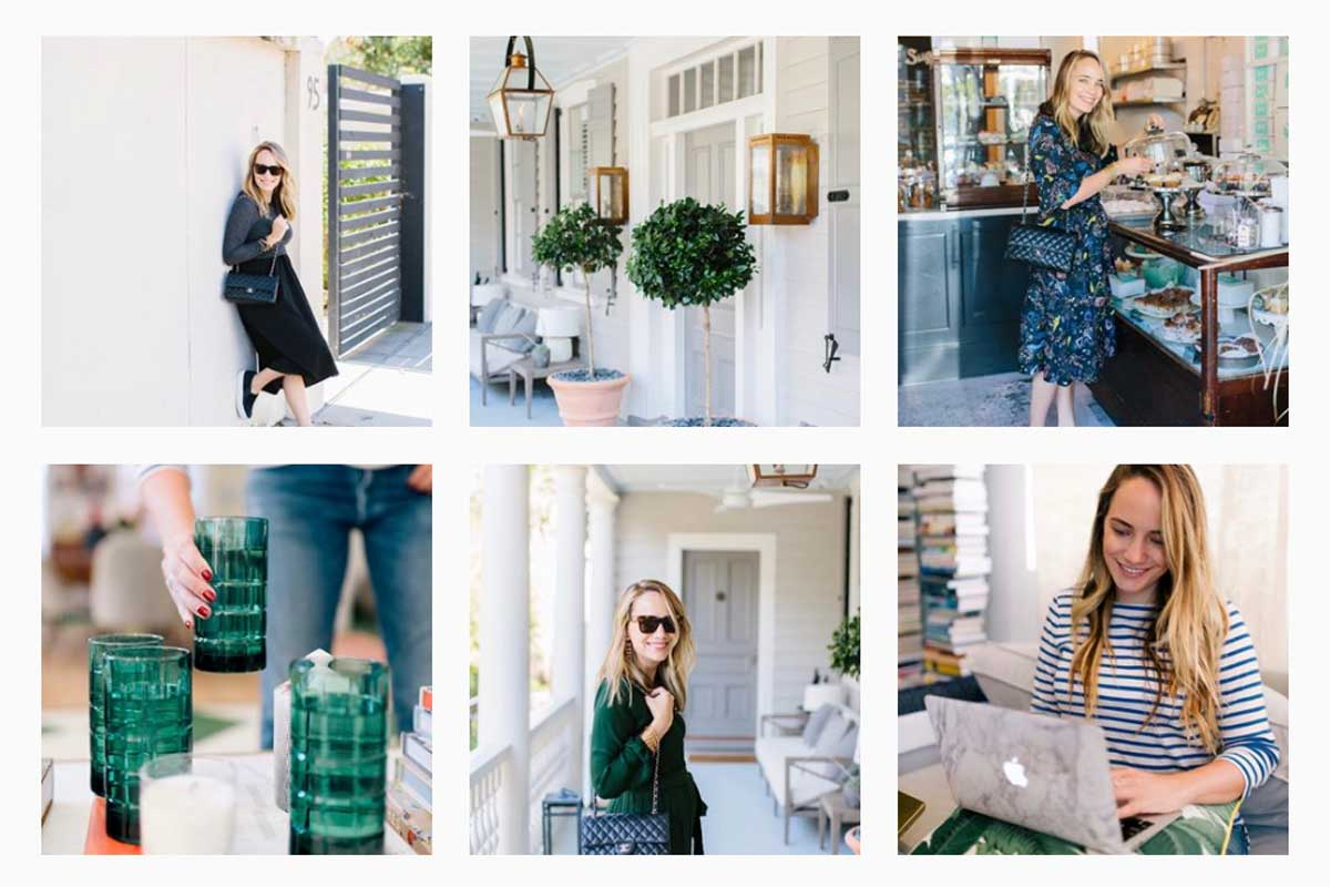 Top Lifestyle Blogger - Grace Atwood