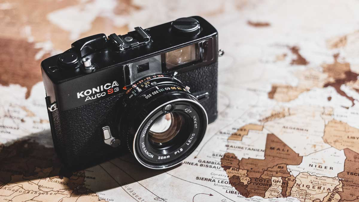 Reasons for Travel Photography