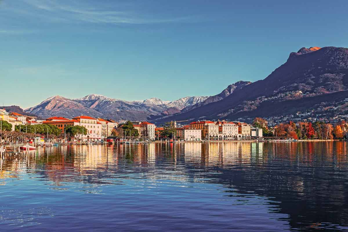 Lake Annecy is one of the best bicycle routes in europe