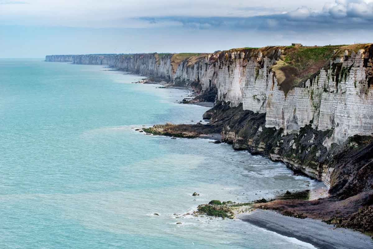 Normandy is one of the best regions in europe with bicycle routes