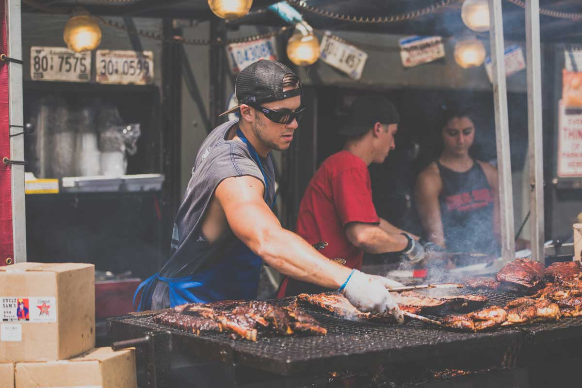 Foodie Festivals - Events in America