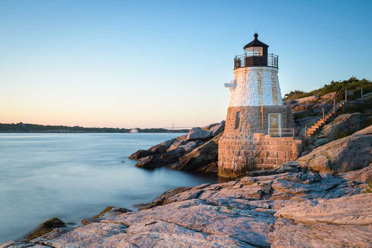 Rhode Island is a beautiful destination for Mother Daughter Trips