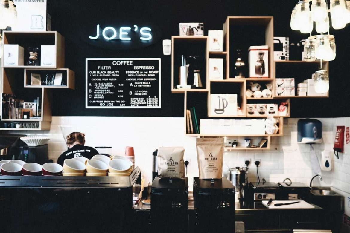Top Cafe - 10 coolest Locations for Coffee
