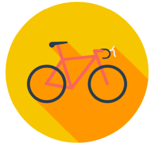 Bike icon- Coolest Places On Earth