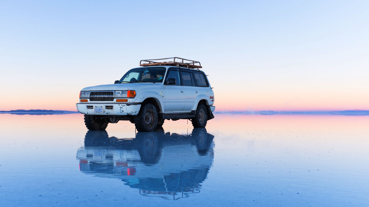 Coolest Places on Earth - Salar de Uyuni