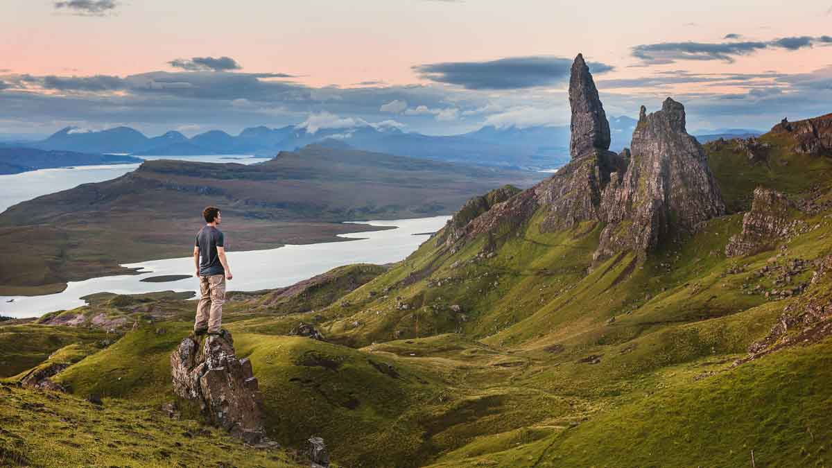 Coolest places on Earth - The Scottish Highland