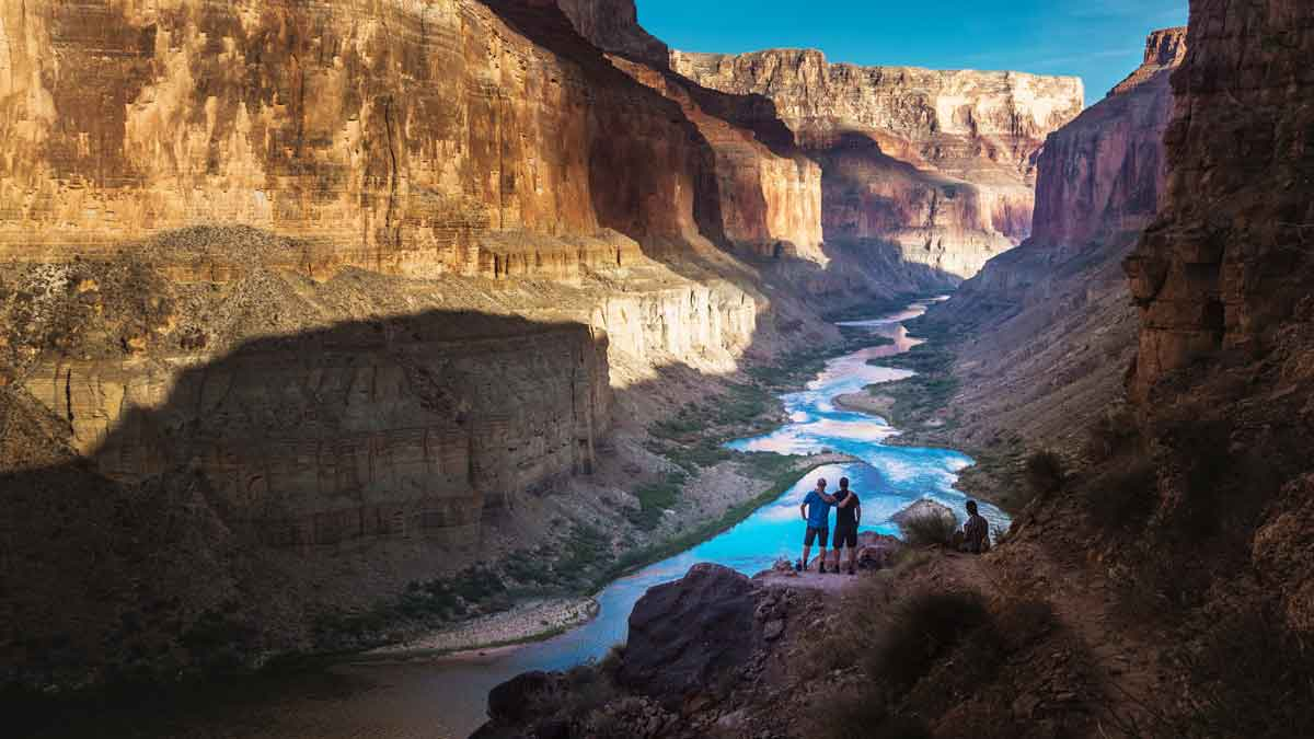 Coolest places on earth - Grand Canyon