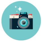 The Travel Tales Podcast - Camera Icon