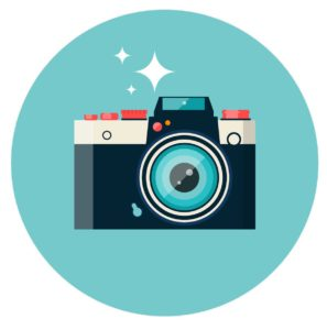 The coolest places on Earth - Camera Icon