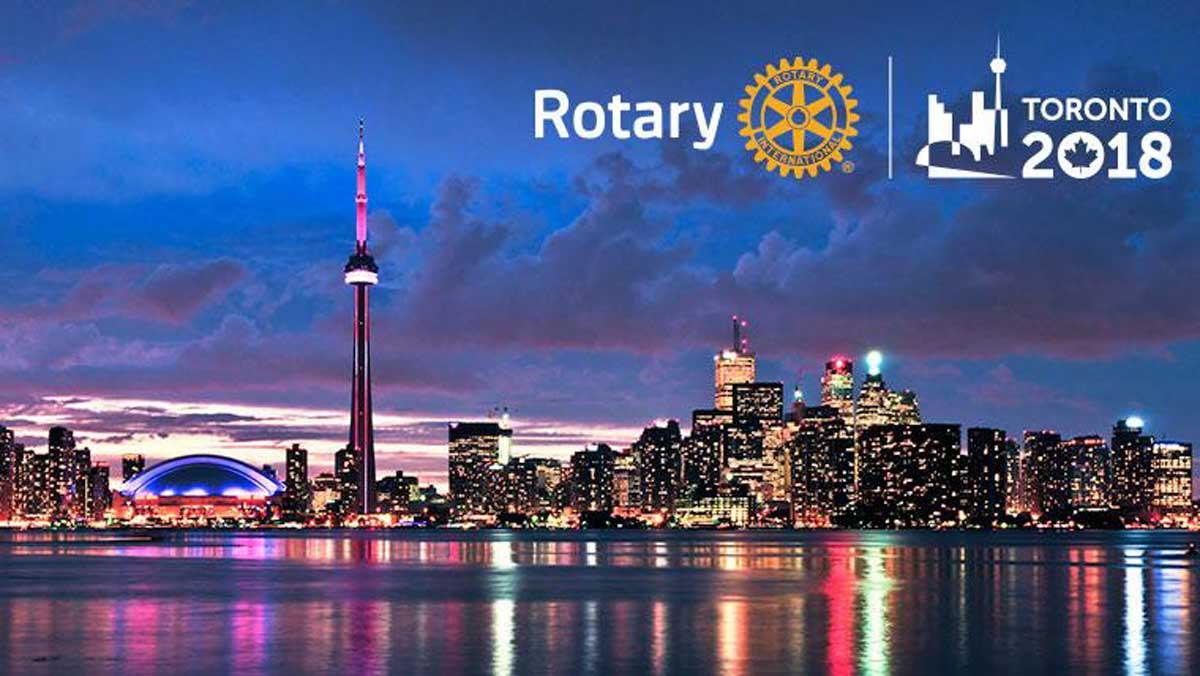 Rotary International Convention Toronto 2018