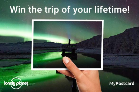 GIVEAWAY: Win the trip of a lifetime with Lonely Planet and MyPostcard