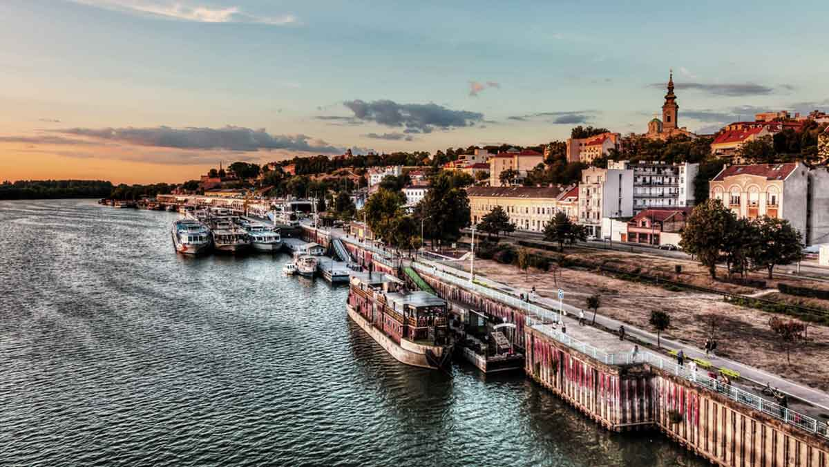 Cheap European holidays - 10 Places you have to see - Belgrade