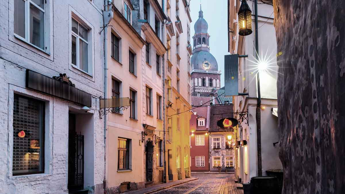 Cheap European holidays - 10 Places you have to see - Riga