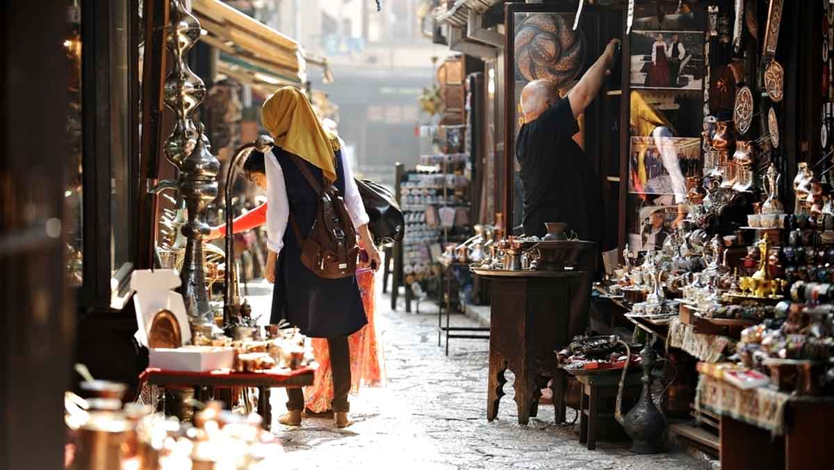 Cheap European holidays - 10 Places you have to see - Sarajevo