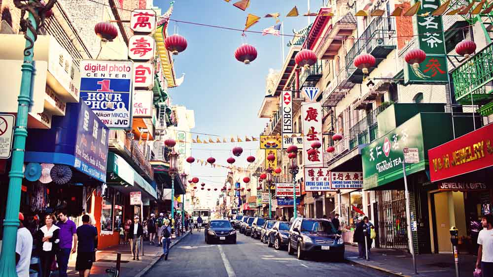 Coolest cities in the US - San Francisco, California