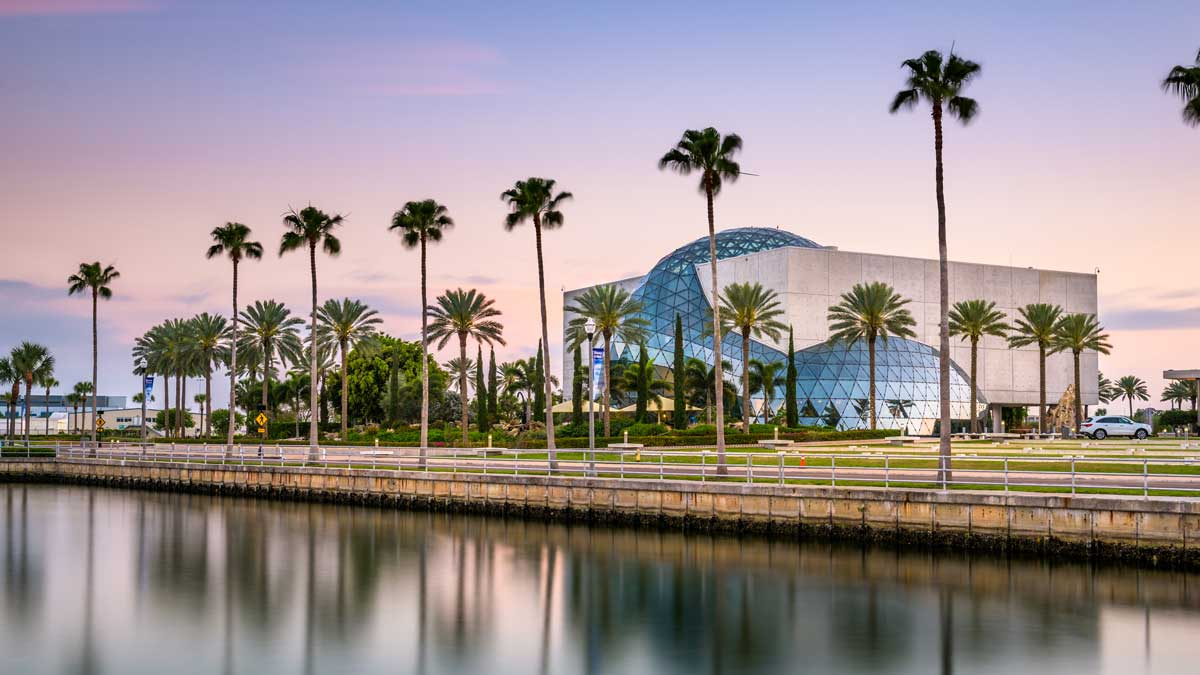 Coolest cities in the US - St.Petersburg, Florida
