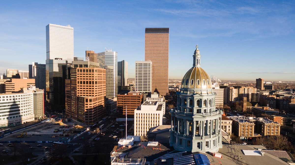 The coolest cities in the US - Denver, Colorado
