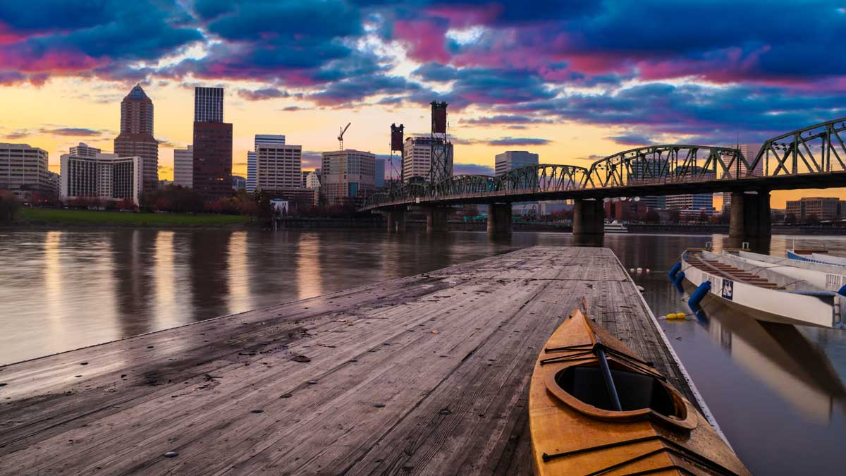 Coolest cities in the US - Portland, Oregon