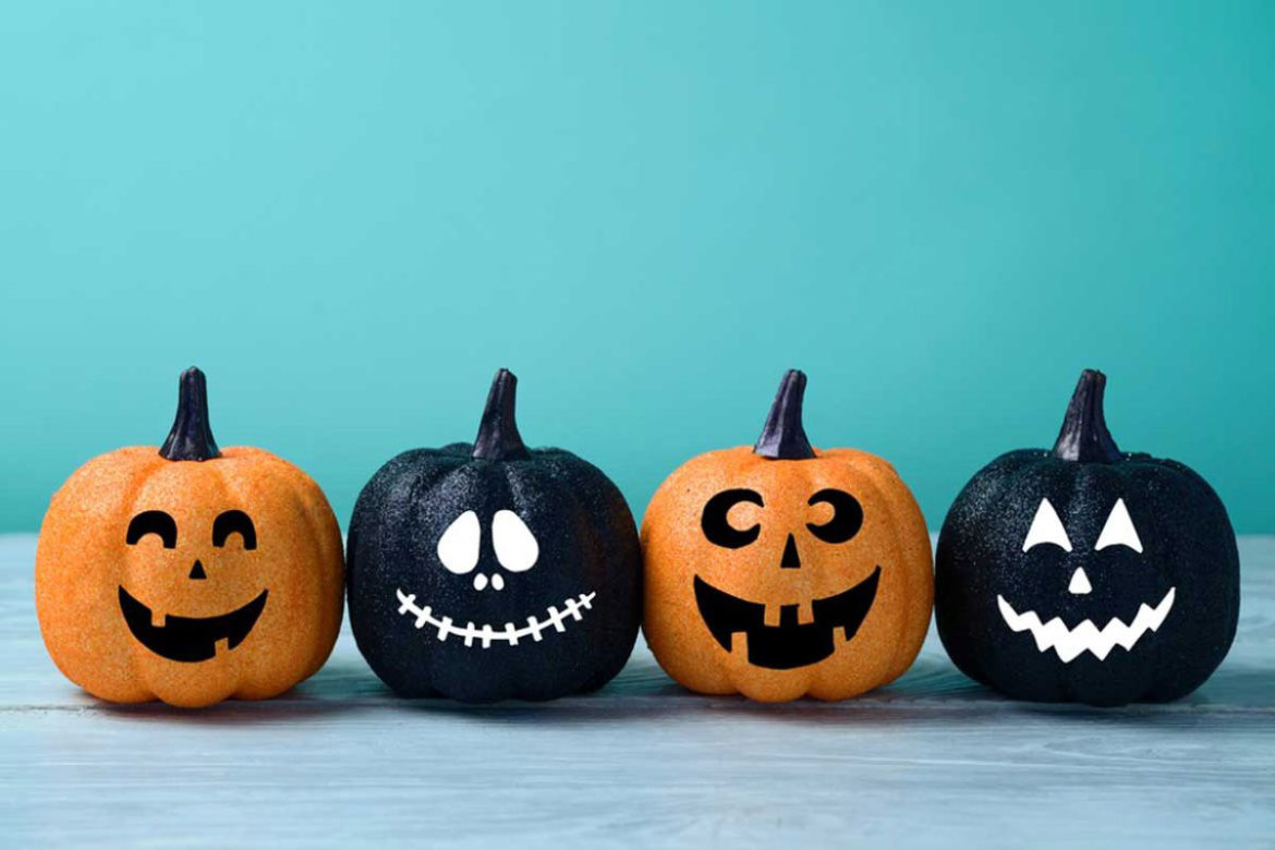 Halloween sayings and greetings - 10 favorite designs