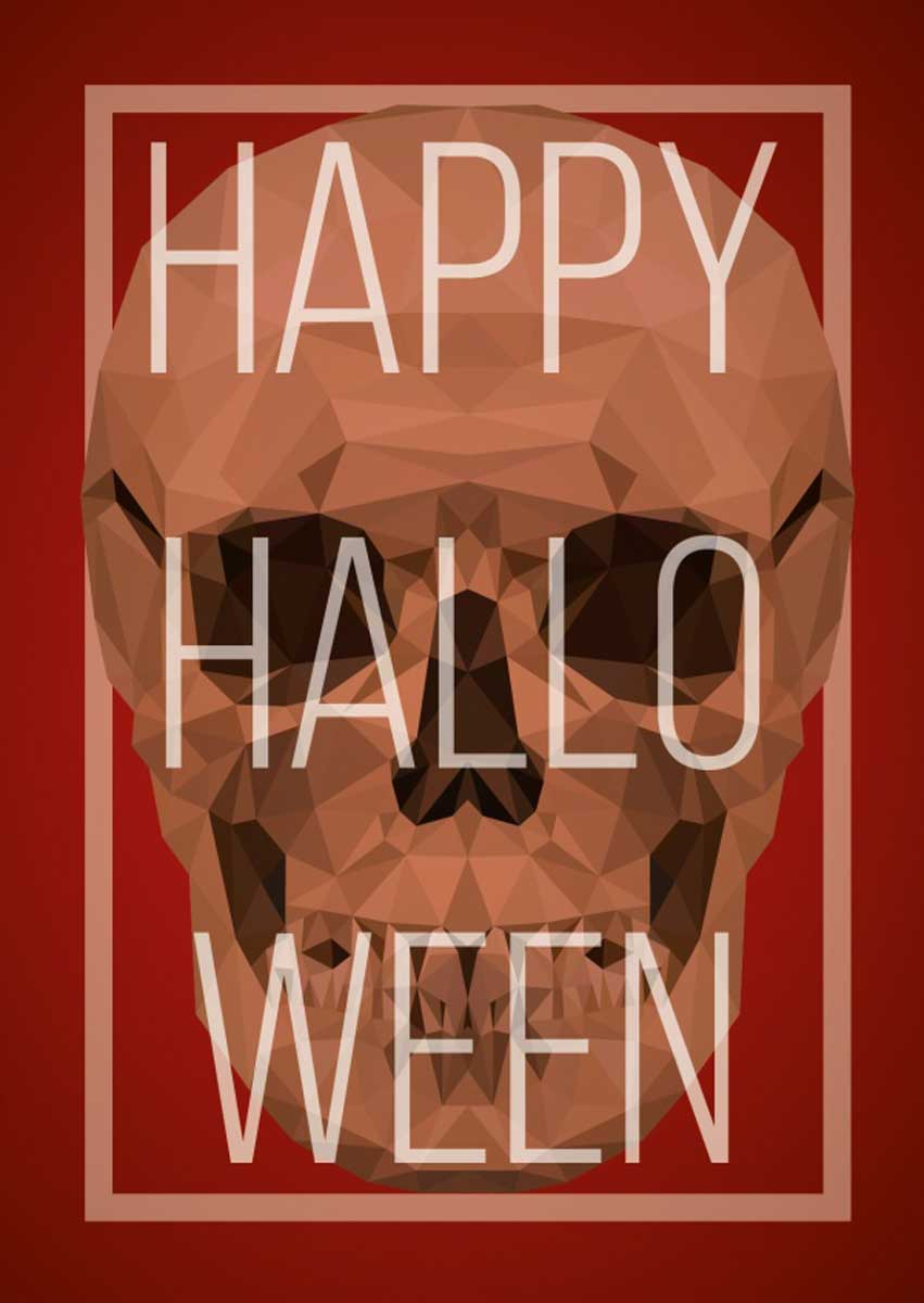 Send a real postcard with MyPostcard with Halloween sayings