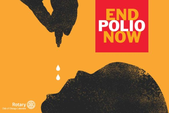 Rotary International and MyPostcard - End Polio