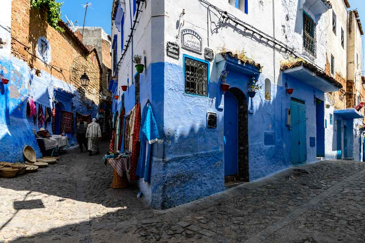 Most beautiful cities - Chefchaouen, Morocco