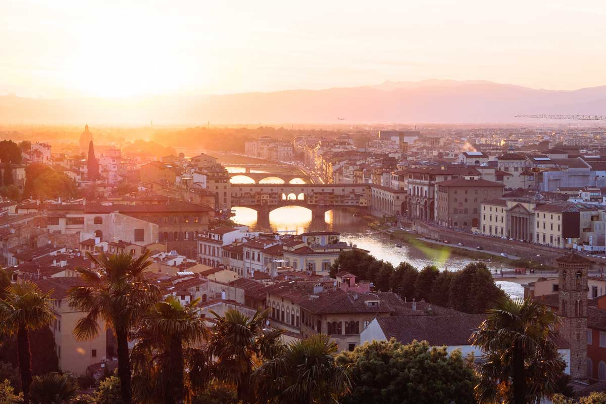 Most beautiful cities #2 - Florence, Italy