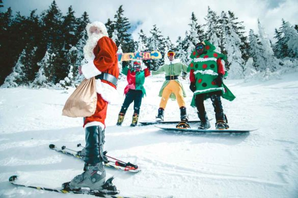 Most exciting Christmas traditions worldwide