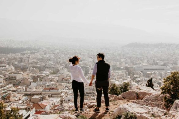 7 romantic travel spots for lovers