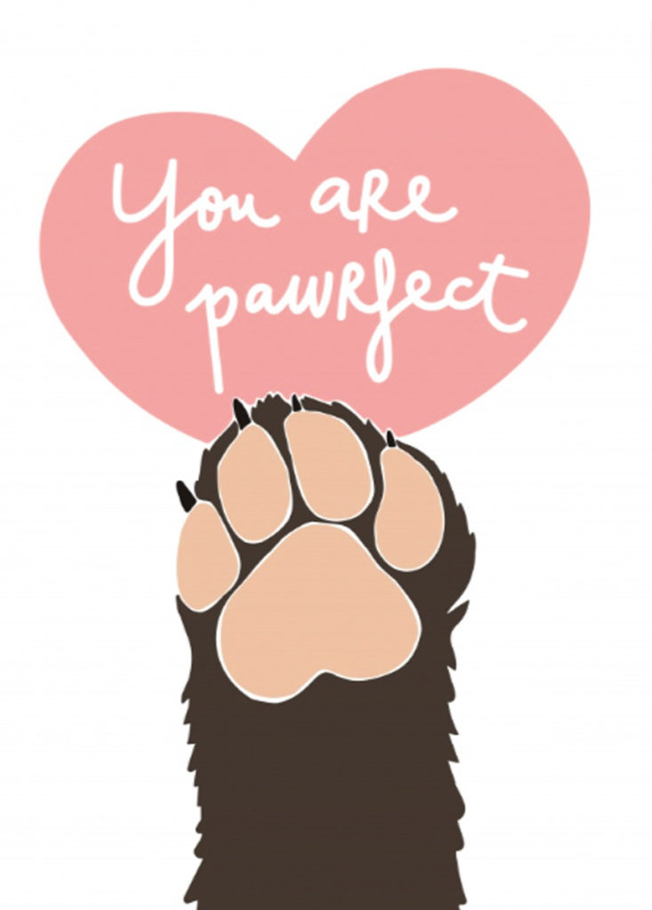 Valentine's Day Greetings - Pawrfect